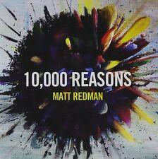 MATT REDMAN CD - 10,000 REASONS (2011) - NEW UNOPENED