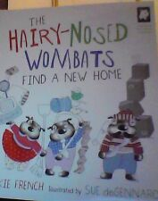 The Hairy-Nosed Wombats Find a New Home by Jackie French (Paperback) - NEW