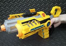 Transformers Prime bumblebee blaster 1st first edition warrior gun Christmas