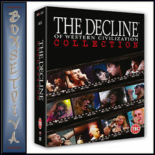 THE DECLINE OF WESTERN CIVILIZATION COLLECTION ***BRAND NEW DVD ***