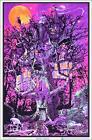 "Treehouse Laminated Blacklight Poster - 23.5"" x 35.5"""