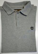TIMBERLAND -  polo/maglietta/t-shirt - grigia - 100% cotone - originale