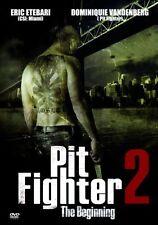 Pit Fighter 2: The Beginning Sarah Bowen, Eric Etebari, Jesse V. Johnson NEW DVD