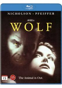 Wolf (Blu-Ray) [Danish Import] BLU-RAY NEW