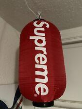 Supreme Hanging Lantern Red FW19