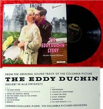 LP THE Eddy Duchin Story Carmen Cavallaro 1964 DT. Press
