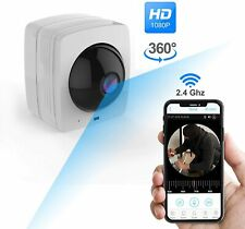 Cámara De Vigilancia nuevo Cámara De Seguridad IP Cámara Inalámbrica 1080p HD Wi-Fi Hogar