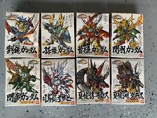 Sd Gundam Bb Senshi Sangokuden hero 300 302 303 304 305 307 309 310