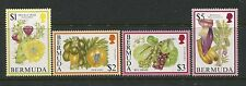 Bermuda 1994 Flowering Fruits $1, $2, $3, & $5 mint o.g. hinged