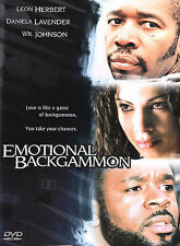 Emotional Backgammon (DVD, 2004)