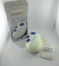 Duschradio, Wasserfest, Batteriebetrieben, Neu, Original-Verpackt