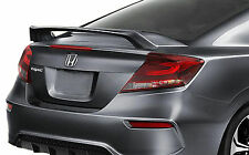 PAINTED SPOILER FOR A HONDA CIVIC 2-DOOR SI 2012-2016 WE WILL PAINT ALL COLORS