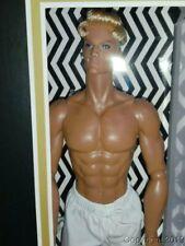 Adonis Gym Boy Mizi & Friend Mascular Male Fashion Doll Blonde Hair Latin New!