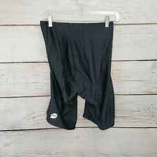 Performance Xl Bicycle Shorts, Padded, Black, Made in Usa Cycling Bottoms 10""