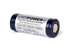 Enerpower 26650 4700mAh 3,6V - 3,7v 16,92wh Li-ion Battery 9A PCB (piatto TOP)
