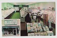 Green Bay,WI.MacNays Greeting Card Shop,Inetrior,Brown Co.Advertising,c.1950s