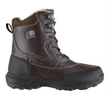 Karrimor Snow Casual Mens Snow Boots Brown Uk Size 8 Mens