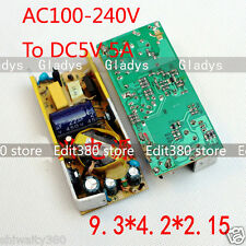 AC / DC Inverter 220V 230V to 5V 5A Converter Power Supply Adaptor pcb board