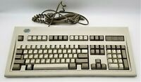 Vintage IBM Model-M Clicky Mechanical 52G9658 Keyboard UNTESTED PARTS or REPAIR