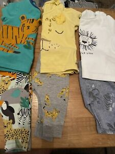 Baby Boys Next Outfit Clothes Bundle Upto 1 Month First Size X3 👶🏻