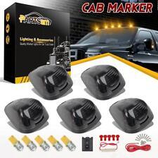 5xSmoke 264142BK Roof Cab marker Top Lights 194 161 Amber 3528 LED bulb for Ford