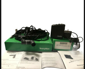 Welch Allyn Solid State 49020 Procedure Headlight System & Back Up Battery