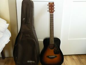 Nice Yamaha FG-Junior Jr2 3/4 Scale Guitar Great Action