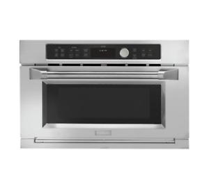 GE Monogram Built-In Oven with Advantium® Speedcook Technology- 240V ZSC2202JSS