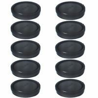 10pcs Rear lens cap cover for Sony E NEX A7 A7R A5000 7 6 16-50mm NEX 5 NEX 3 ne