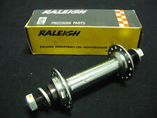 Vintage Raleigh Bicycle  Front Hub 28 Holes Sturmey Archer New Old Stock 1970s