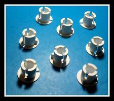 1 PACK of 3 x Standard 8mm Adapters Turns Super 8mm Reels to Standard 8mm Reels