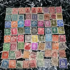 Germany Deutches Reich 1800's-1900's Stamp Collection