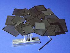 27 Universal BGA Schablone Stencil+Jig Einspanner Station Reballing Reflow Löten