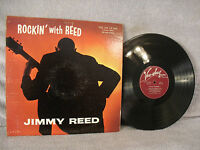Jimmy Reed, Rockin' With Reed, Vee-Jay Records VJLP-1008, 1959, ELECTRIC BLUES