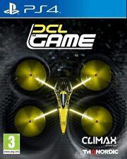 Ps4 DCL Drone Championship League PlayStation 4 NEU versiegelt Spiel *