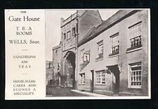 Wells Inter-War (1918-39) Collectable Somerset Postcards