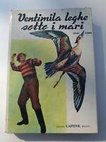 Libro Ventimila leghe sotto i mari - Jules Verne - Capitol