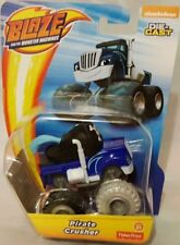 Blaze and the Monster Machines *PIRATE CRUSHER* Die-Cast Vehicle New
