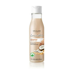 Oriflame Shampoo for Dry Hair Wheat & Coconut Oil 32618 mother's grandma gift