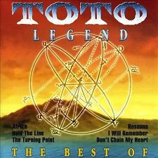 Legend: The Best of Toto by Toto (CD, 1996, Columbia (USA))