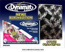 DYNAMAT EXTREME 10455 BULK PACK NEW BLACK EDITION 9 FOGLI DA 81,2cm x 45,7cm