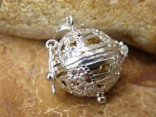 HARMONY/CHIME BALL BALINESE 925 STERLING SILVER PENDANT ANGEL CALLER