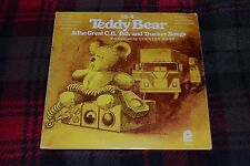 10-4 Teddy Bear & The Great C.B. Talk and Trucker Songs~Country Road~FAST SHIP