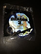 McDonalds How to Train Your Dragon 2 Happy Meal Toy #6 Zippleback Toy NIP (3)