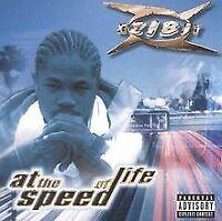 At the Speed of Life von Xzibit | CD | Zustand akzeptabel