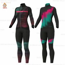 2020 New Women Winter Thermal Fleece Cycling Jersey Ropa Ciclismo Long Sleeve