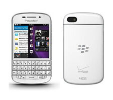 New Factory Unlock Blackberry Q10, 16 GB, 2GB White 4G LTE
