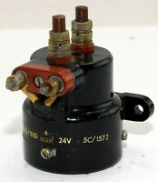 Rotax solenoid 5C/1572 for RAF aircraft.