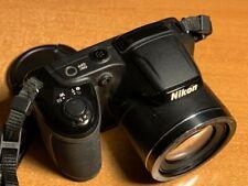Nikon COOLPIX L320 16.1MP Digital Camera - Black + 8GB Card