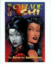 Cyblade / Shi: The Battle for Independents #1, NM-, 1994